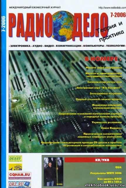радио дело2008 журнал